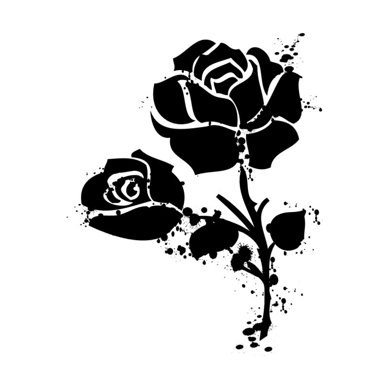 Black roses Accessories Magnet by cindyshim's Artist Shop