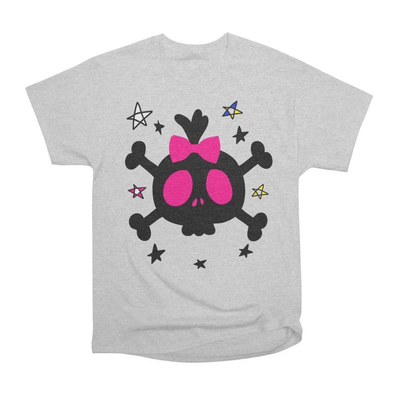 Cute skull Men's T-Shirt by cindyshim's Artist Shop