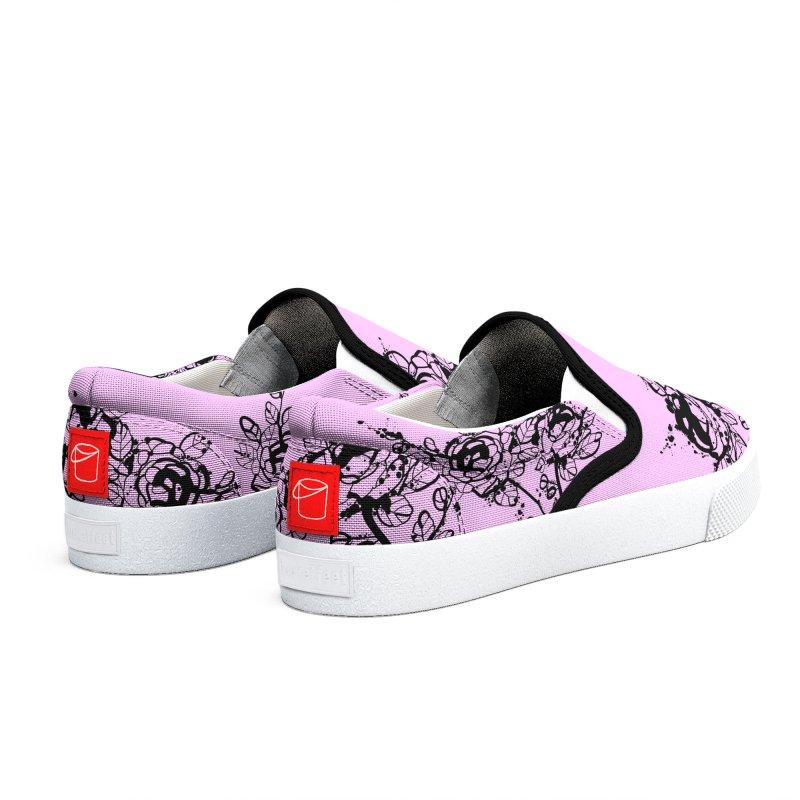 The roses Men's Shoes by cindyshim's Artist Shop
