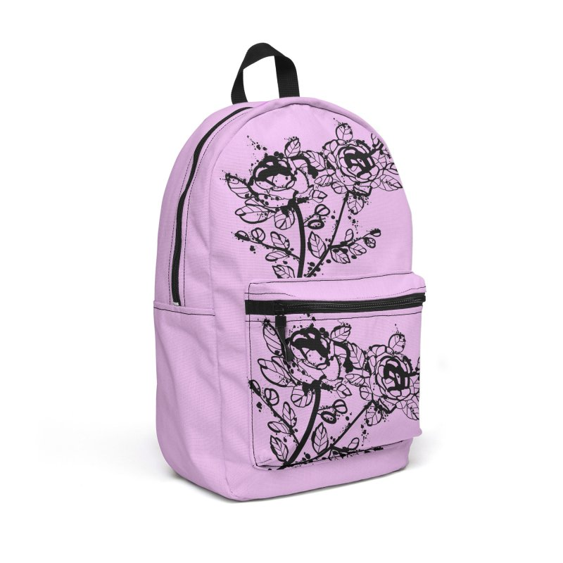 The roses Accessories Backpack Bag by cindyshim's Artist Shop
