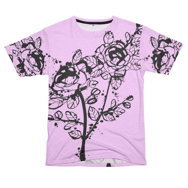The roses Men's Cut & Sew by cindyshim's Artist Shop