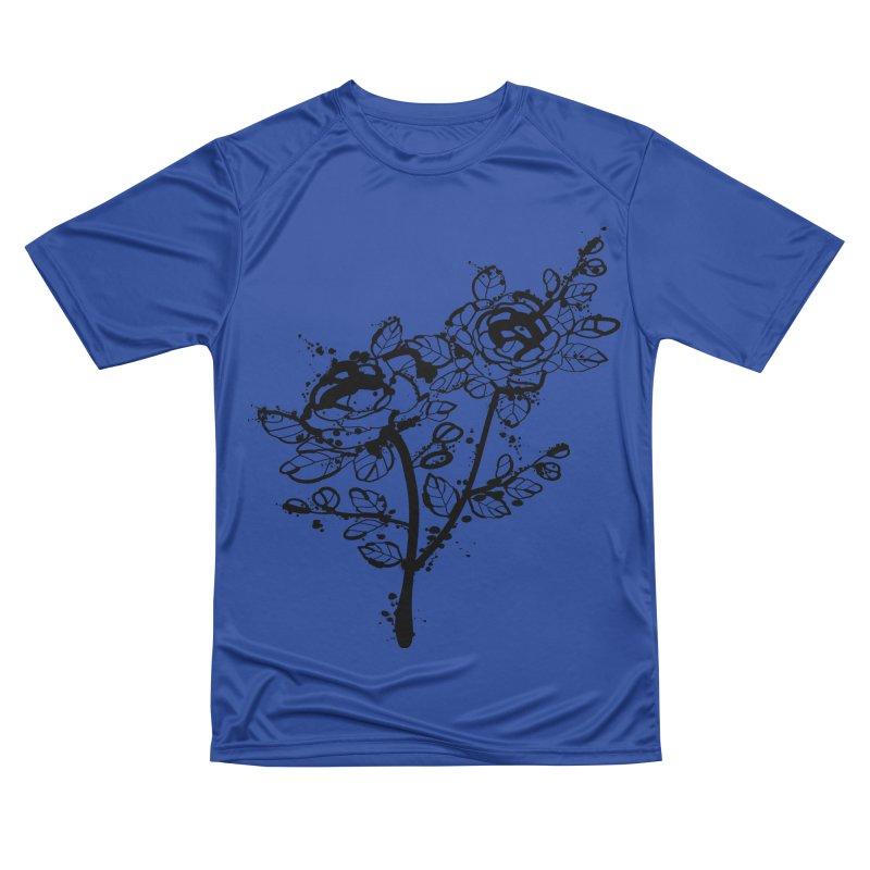 The roses Men's Performance T-Shirt by cindyshim's Artist Shop