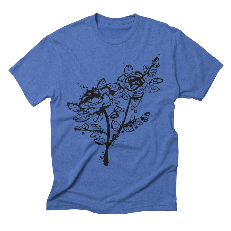 The roses Men's T-Shirt by cindyshim's Artist Shop