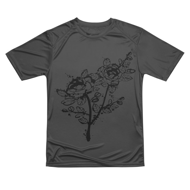 The roses Men's Performance T-Shirt by cindyshim's Artist Shop