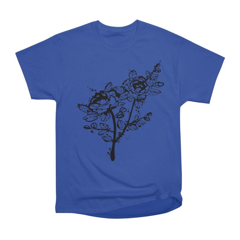 The roses Men's Heavyweight T-Shirt by cindyshim's Artist Shop