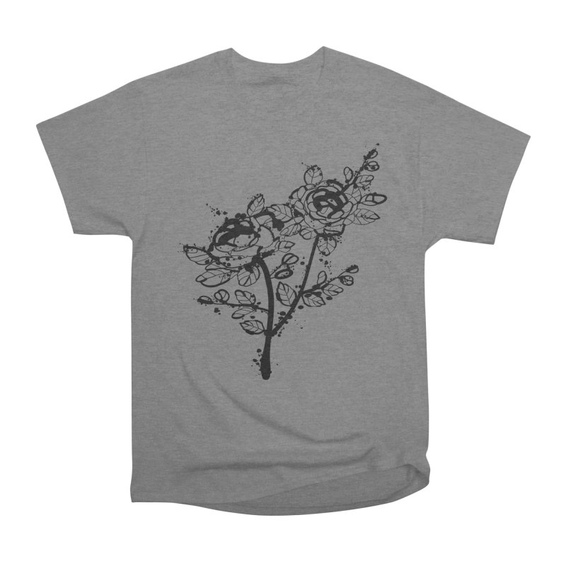 The roses Men's Heavyweight T-Shirt by cindyshim's Artist Shop