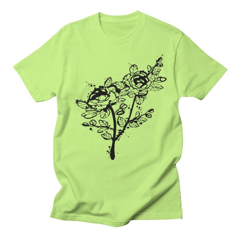 The roses Women's Regular Unisex T-Shirt by cindyshim's Artist Shop