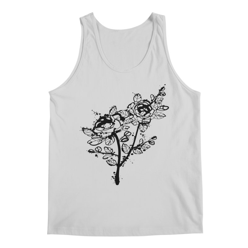 The roses Men's Regular Tank by cindyshim's Artist Shop