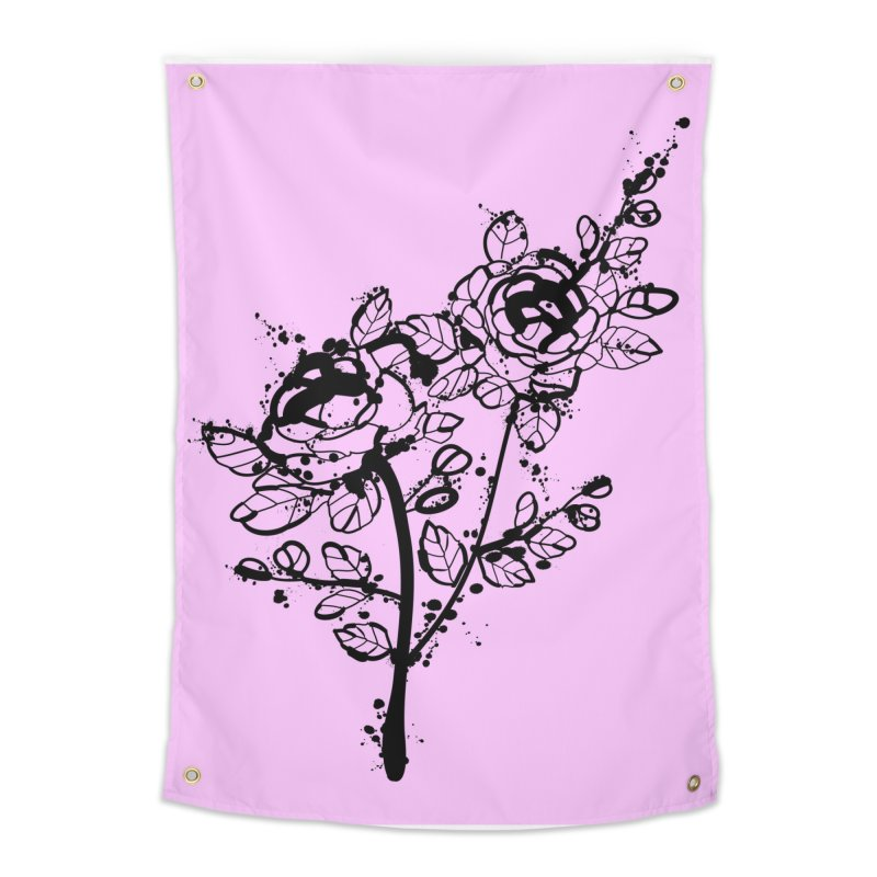 The roses Home Tapestry by cindyshim's Artist Shop