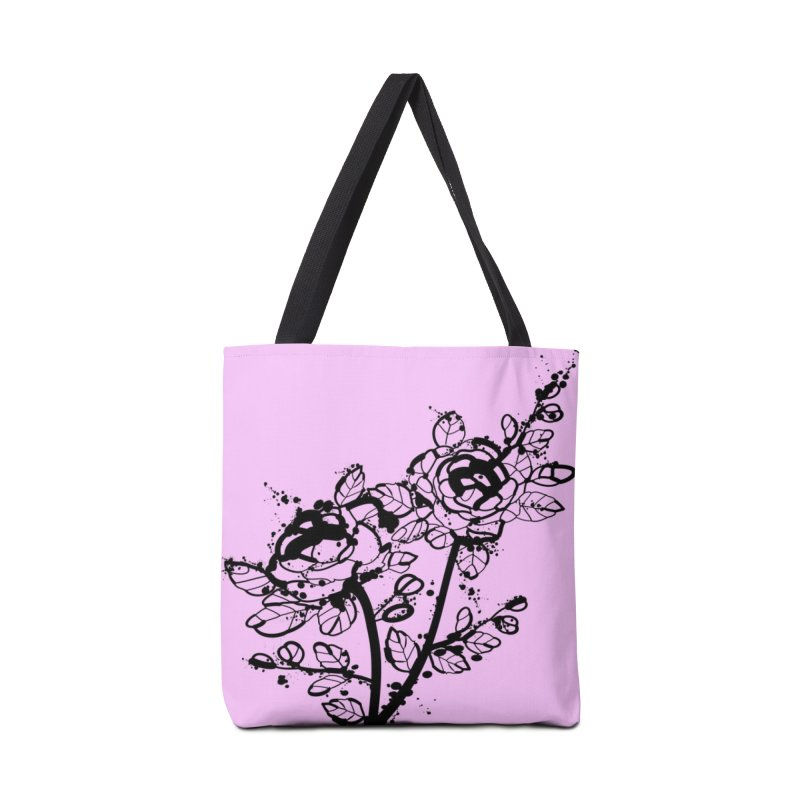 The roses Accessories Tote Bag Bag by cindyshim's Artist Shop