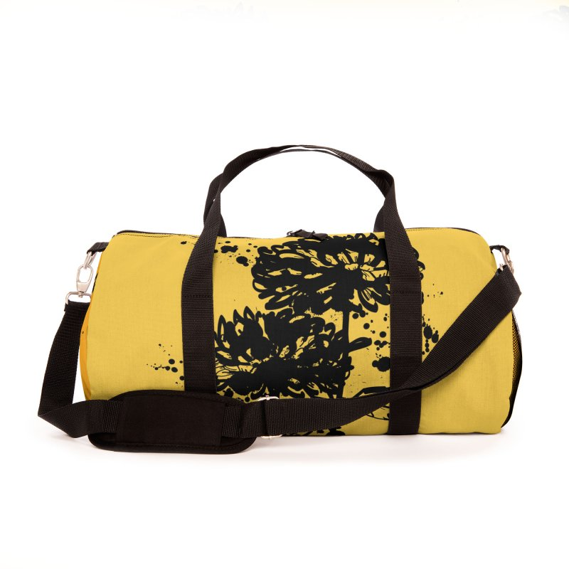 Chrysanthemum Accessories Bag by cindyshim's Artist Shop