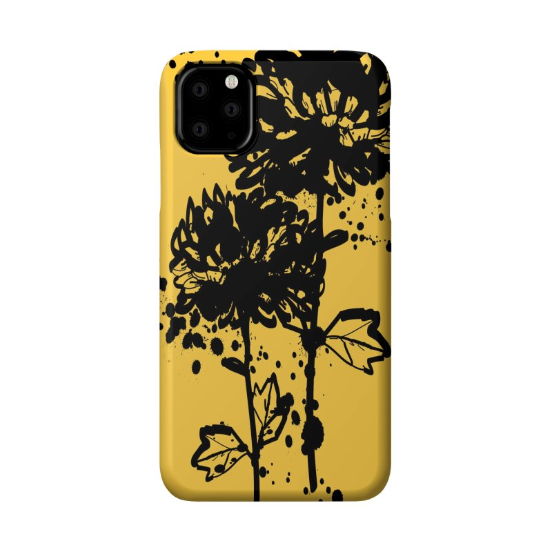 Chrysanthemum Accessories Phone Case by cindyshim's Artist Shop