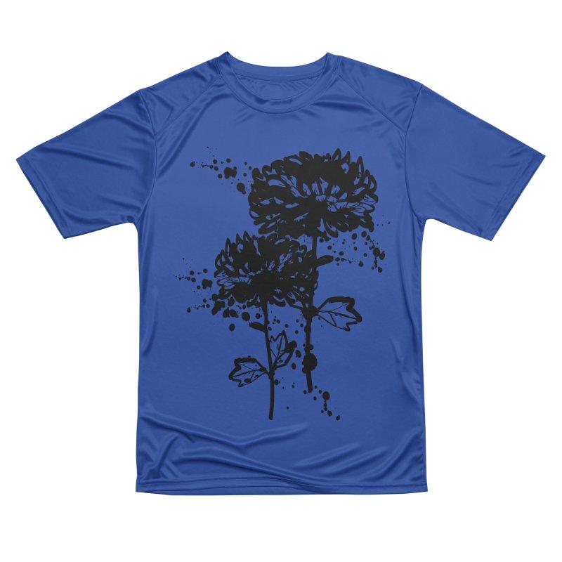 Chrysanthemum Men's Performance T-Shirt by cindyshim's Artist Shop