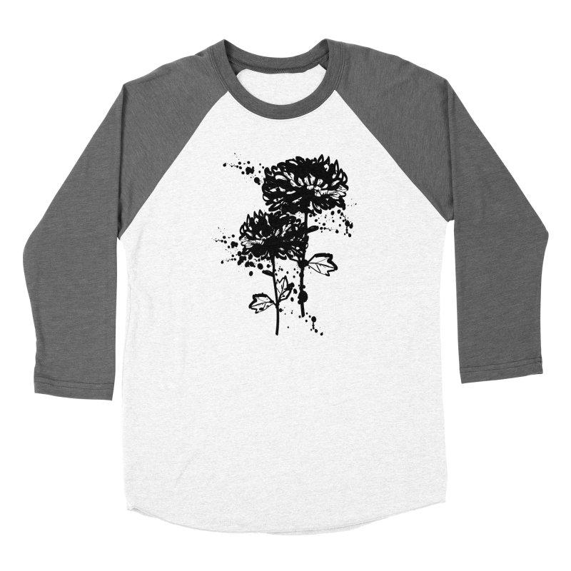 Chrysanthemum Women's Longsleeve T-Shirt by cindyshim's Artist Shop