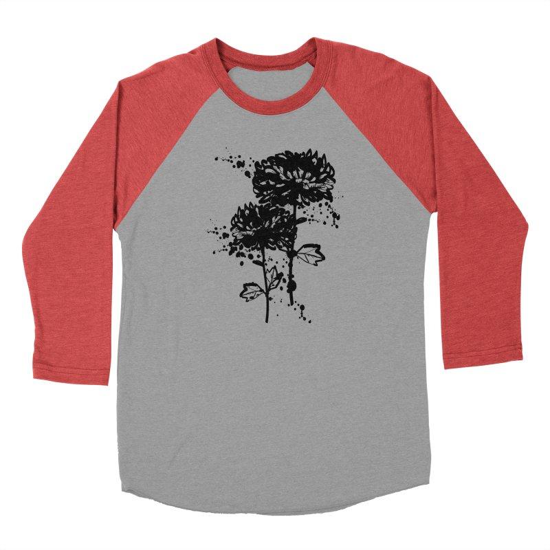 Chrysanthemum Men's Longsleeve T-Shirt by cindyshim's Artist Shop