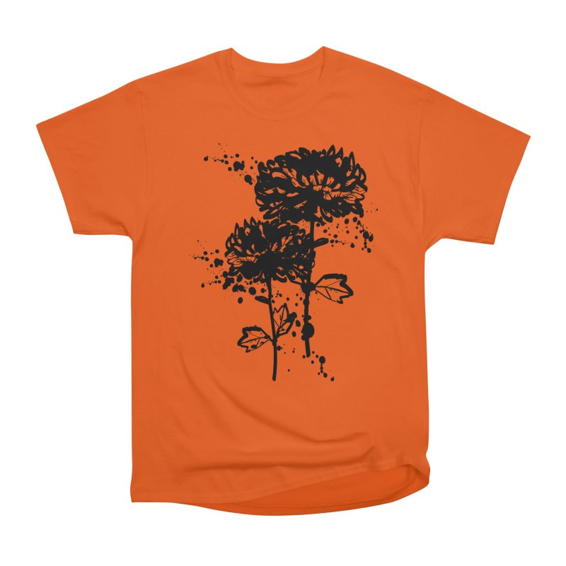 Chrysanthemum Women's T-Shirt by cindyshim's Artist Shop