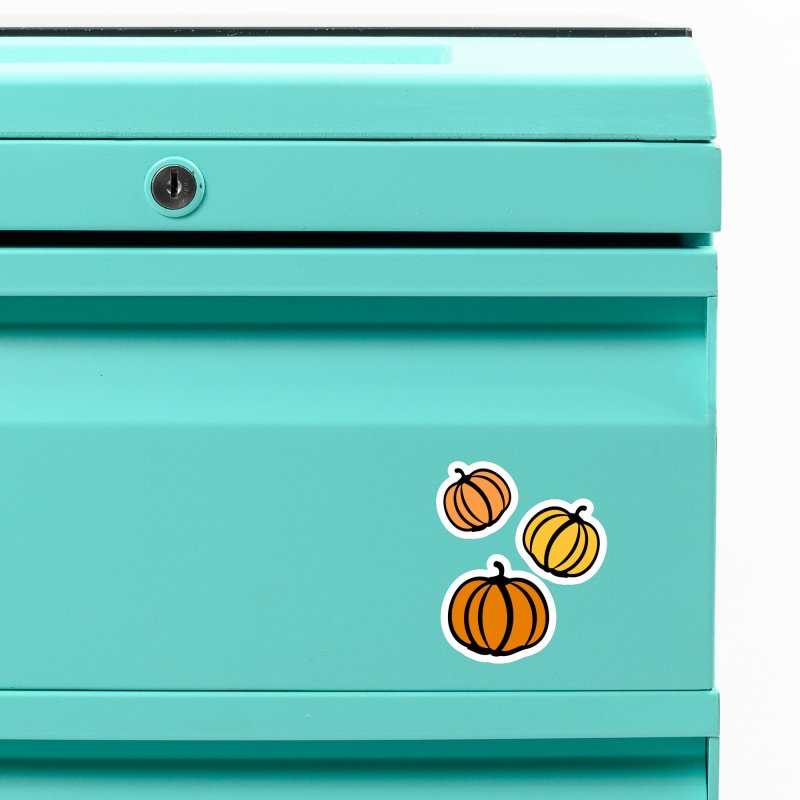 Pumpkins Accessories Magnet by cindyshim's Artist Shop