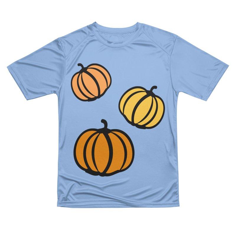 Pumpkins Women's T-Shirt by cindyshim's Artist Shop
