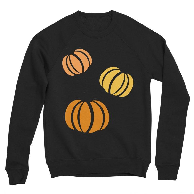 Pumpkins Men's Sponge Fleece Sweatshirt by cindyshim's Artist Shop