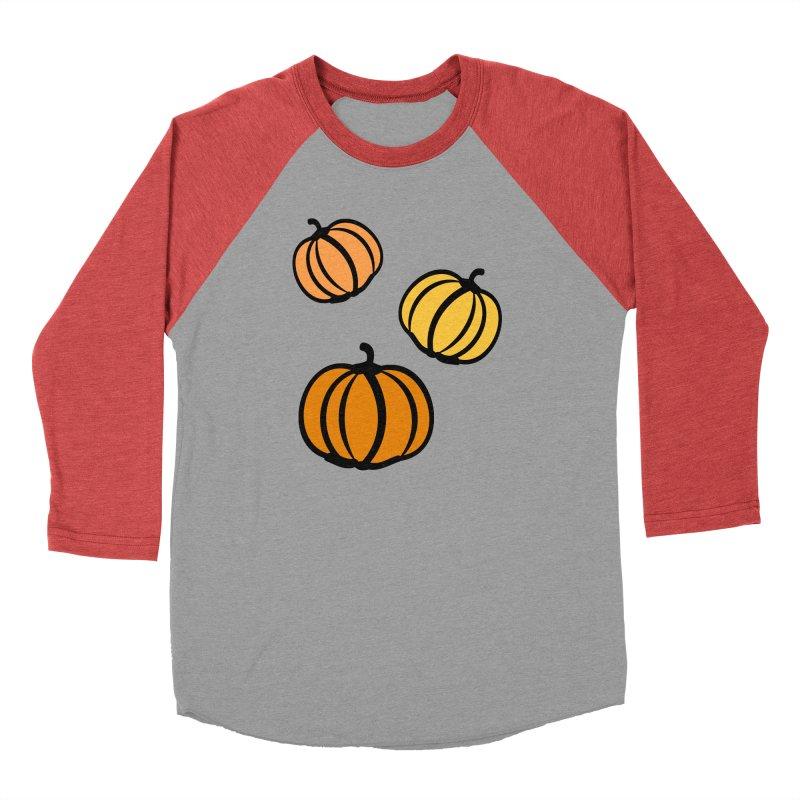 Pumpkins Men's Longsleeve T-Shirt by cindyshim's Artist Shop