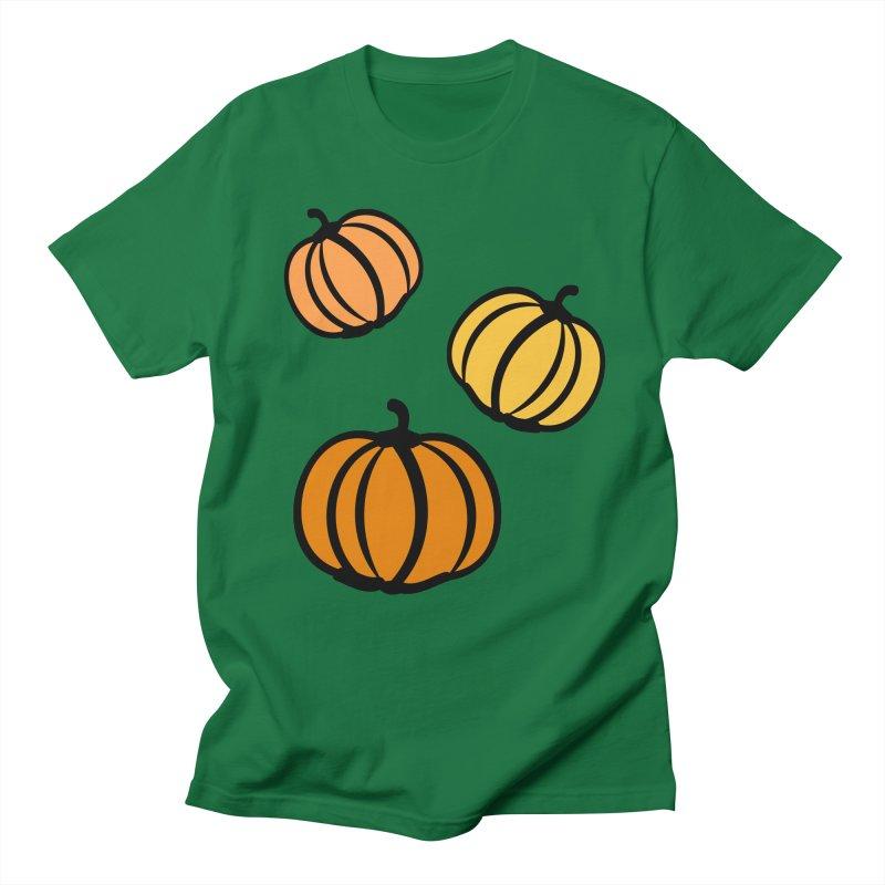 Pumpkins Women's Regular Unisex T-Shirt by cindyshim's Artist Shop