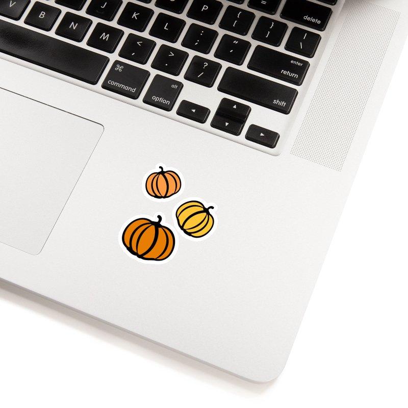 Pumpkins Accessories Sticker by cindyshim's Artist Shop