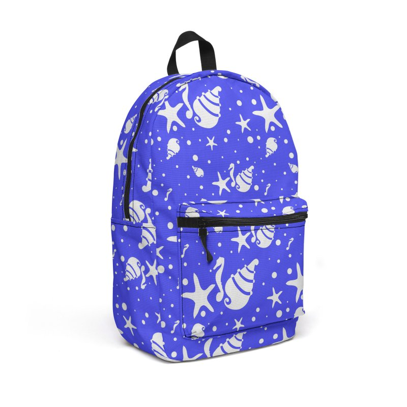 Underwater world Accessories Backpack Bag by cindyshim's Artist Shop