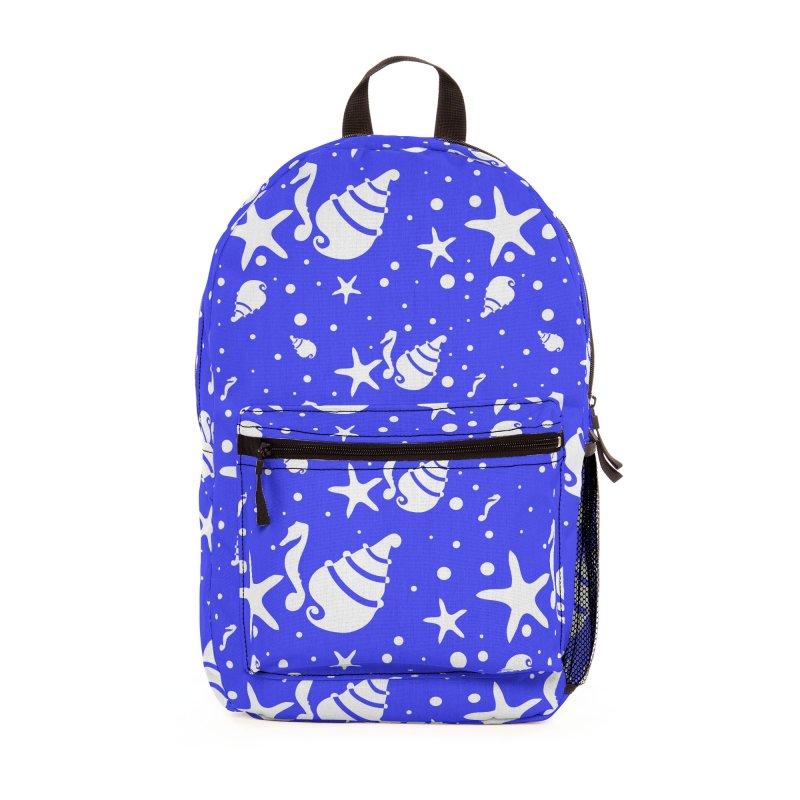 Underwater world Accessories Bag by cindyshim's Artist Shop