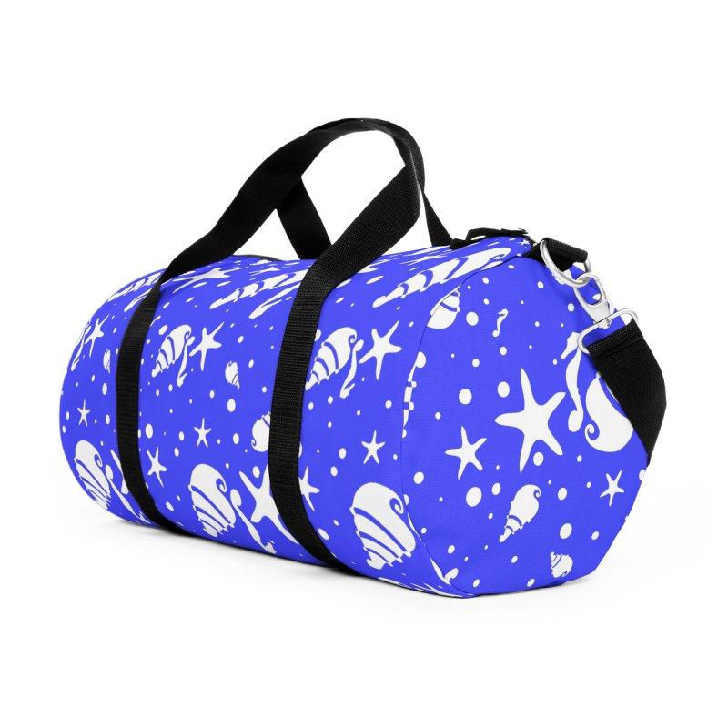 Underwater world Accessories Duffel Bag Bag by cindyshim's Artist Shop