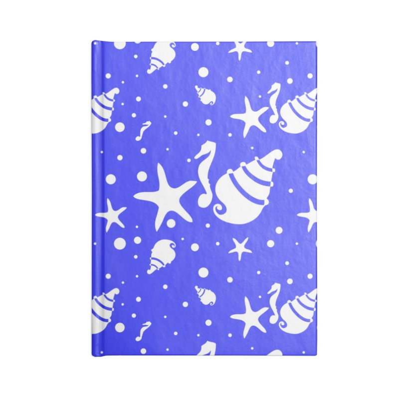 Underwater world Accessories Blank Journal Notebook by cindyshim's Artist Shop