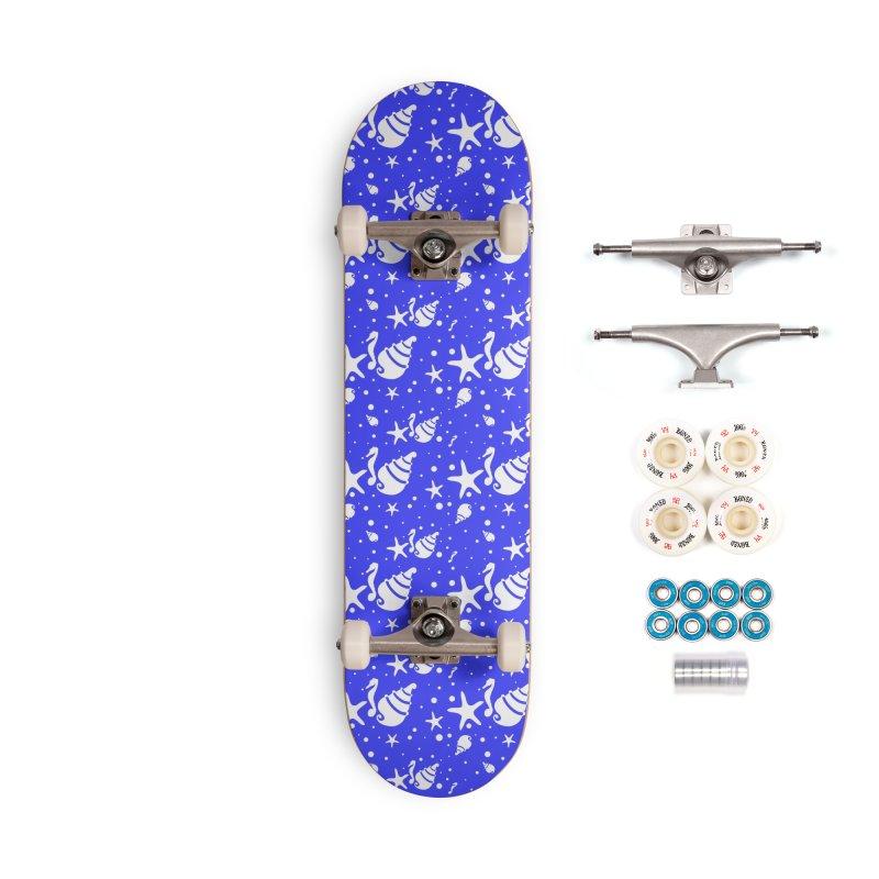 Underwater world Accessories Complete - Premium Skateboard by cindyshim's Artist Shop