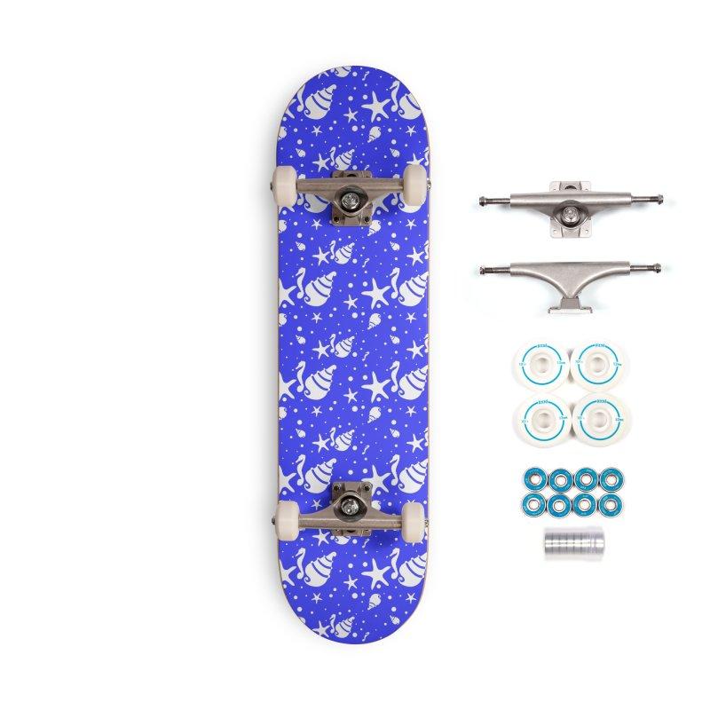 Underwater world Accessories Complete - Basic Skateboard by cindyshim's Artist Shop