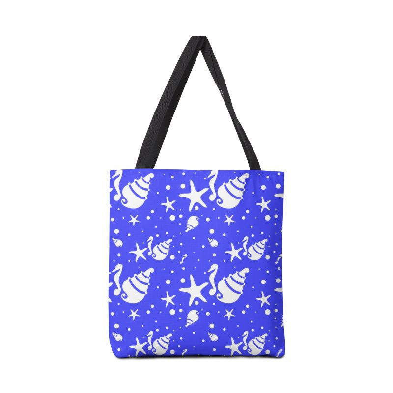 Underwater world Accessories Tote Bag Bag by cindyshim's Artist Shop