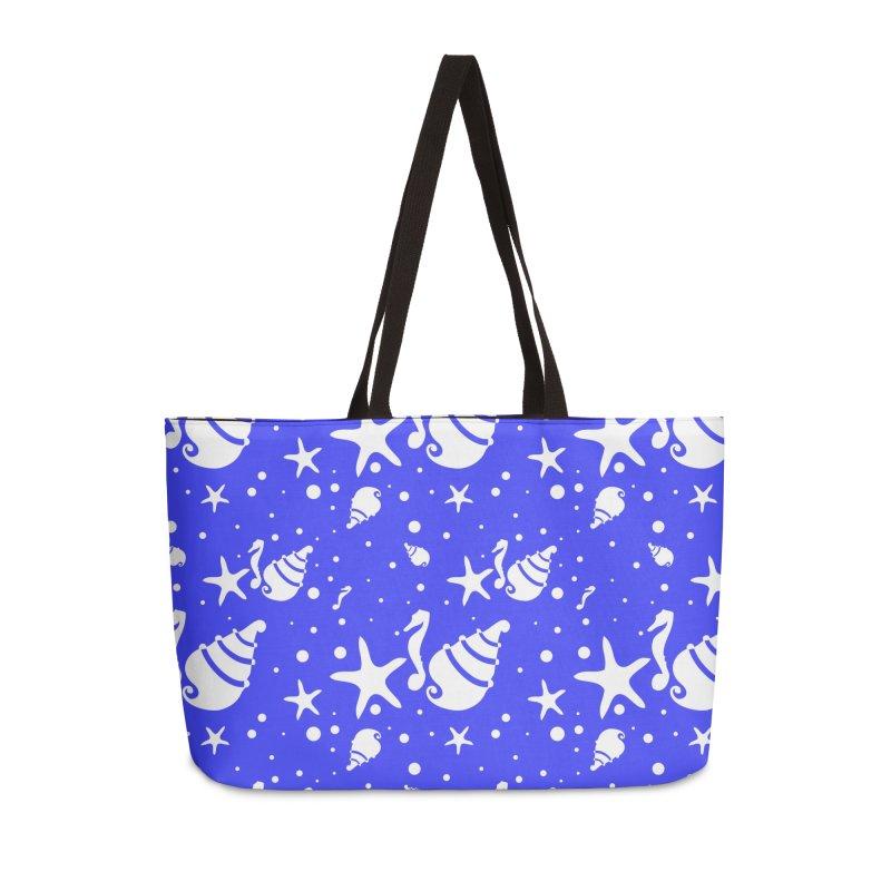 Underwater world Accessories Weekender Bag Bag by cindyshim's Artist Shop
