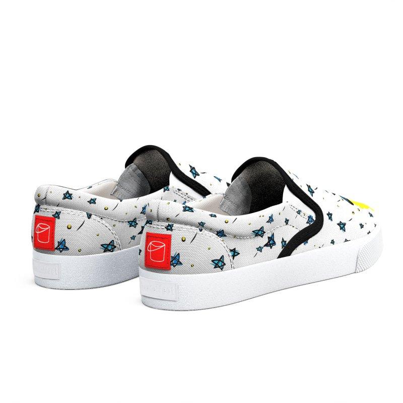 starry night dreamer boy Men's Shoes by cindyshim's Artist Shop