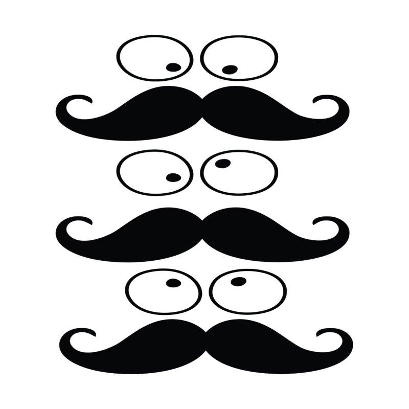 Hello mustache   by cindyshim's Artist Shop