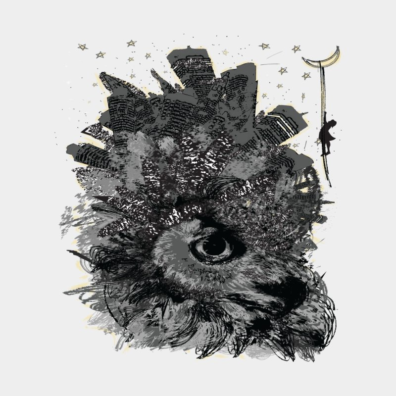 Good night owl city by cindyshim's Artist Shop