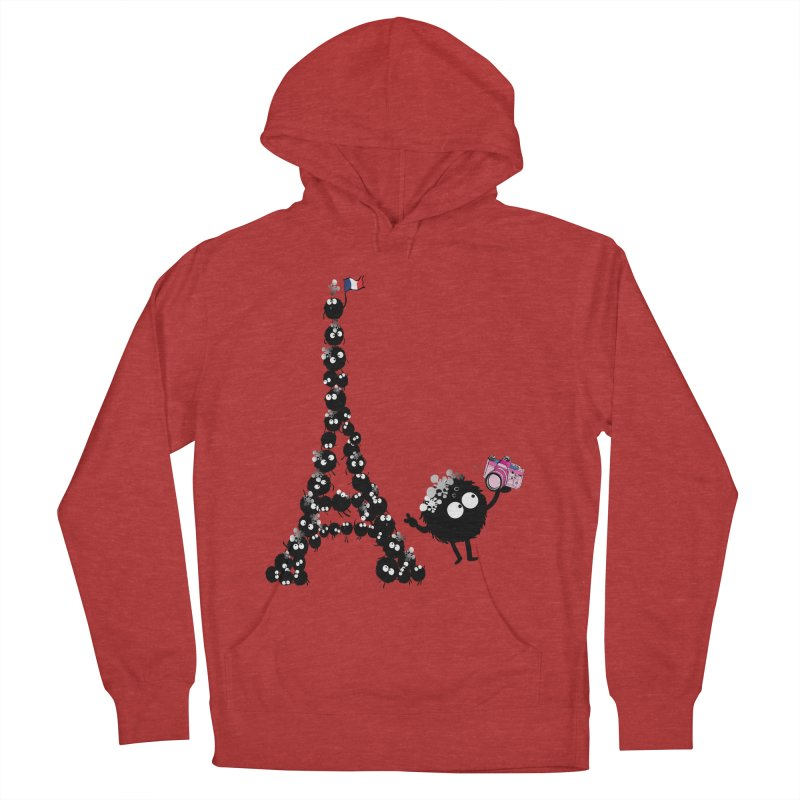Selfie from Paris Men's Pullover Hoody by cindyshim's Artist Shop