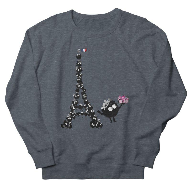 Selfie from Paris Men's Sweatshirt by cindyshim's Artist Shop