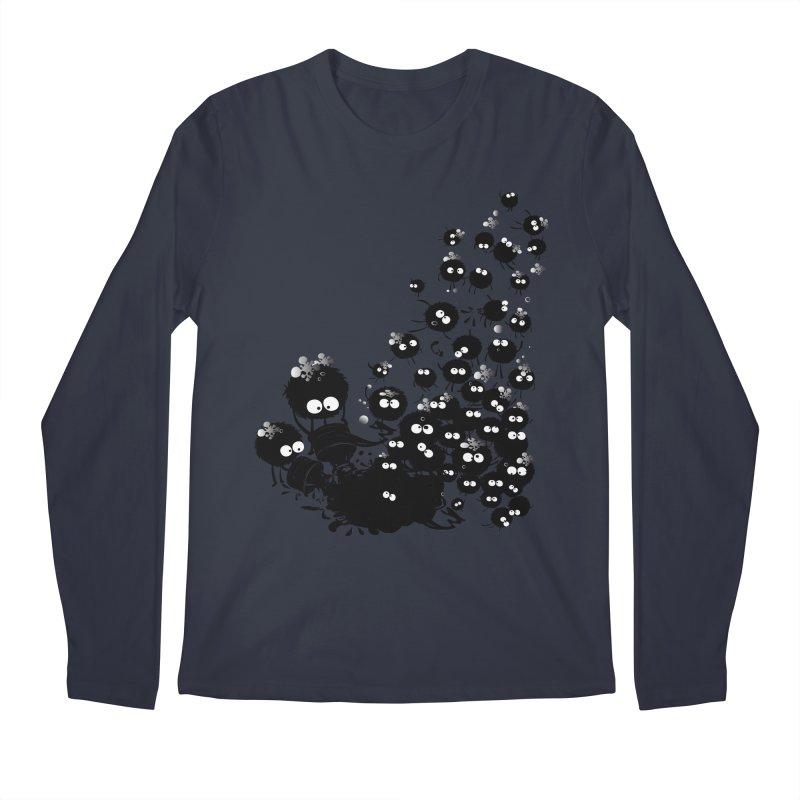 Big family Men's Regular Longsleeve T-Shirt by cindyshim's Artist Shop