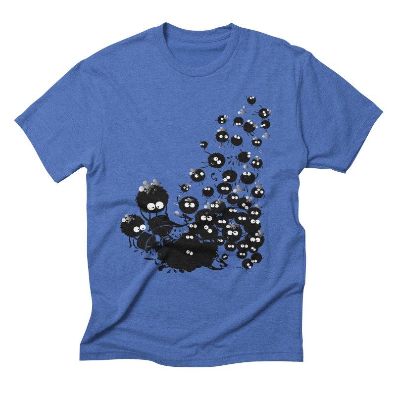 Big family Men's Triblend T-shirt by cindyshim's Artist Shop