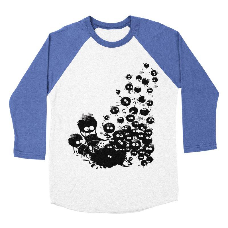 Big family Women's Baseball Triblend T-Shirt by cindyshim's Artist Shop