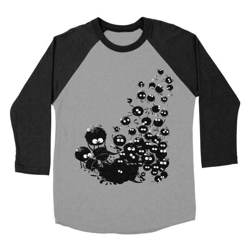 Big family Men's Baseball Triblend T-Shirt by cindyshim's Artist Shop