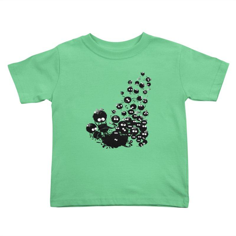 Big family Kids Toddler T-Shirt by cindyshim's Artist Shop
