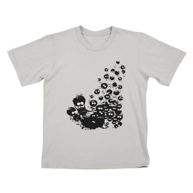 Big family Kids T-shirt by cindyshim's Artist Shop