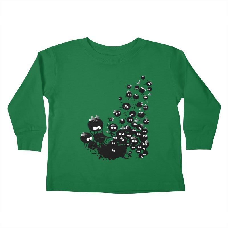 Big family Kids Toddler Longsleeve T-Shirt by cindyshim's Artist Shop