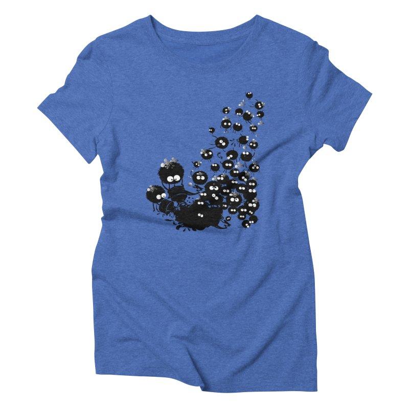 Big family Women's Triblend T-shirt by cindyshim's Artist Shop