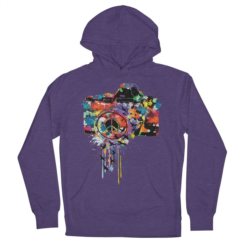 colorful DSLR Men's Pullover Hoody by cindyshim's Artist Shop