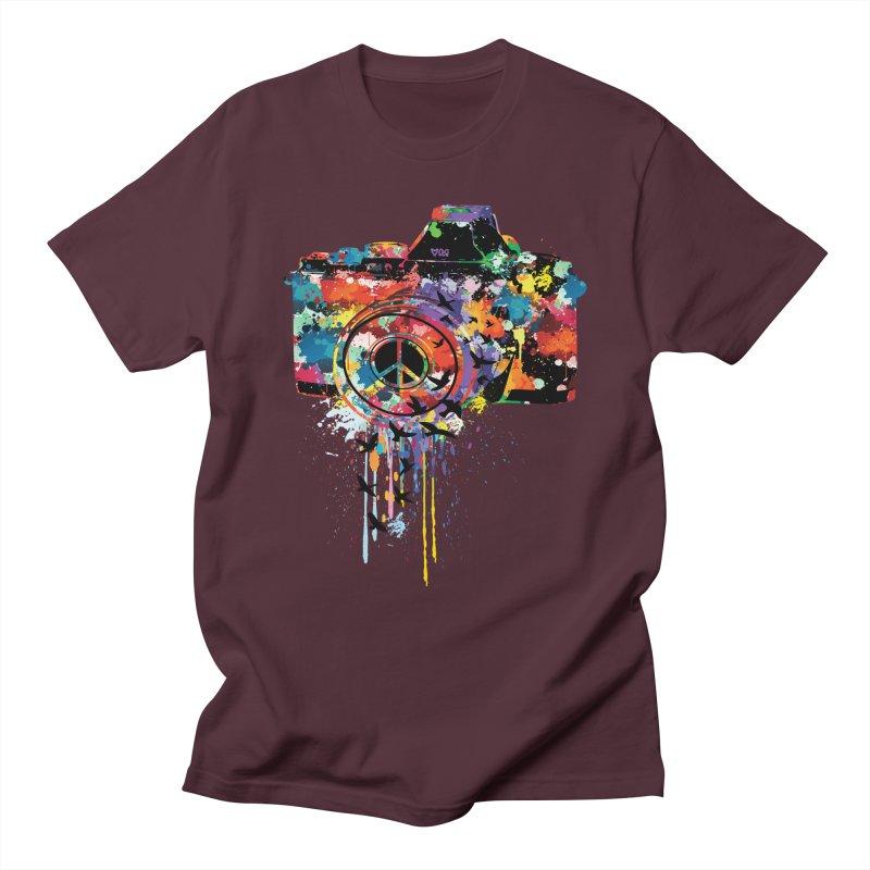 colorful DSLR   by cindyshim's Artist Shop
