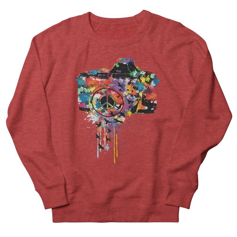 colorful DSLR Women's Sweatshirt by cindyshim's Artist Shop